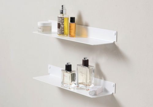 Mensole bagno 45 x 10 cm -...
