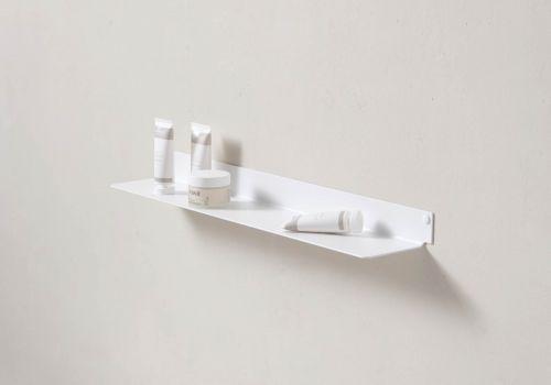Bathroom shelves 60 x 10 cm