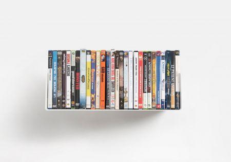 Étagères range DVD