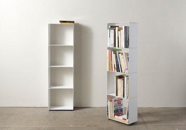 Standing shelves