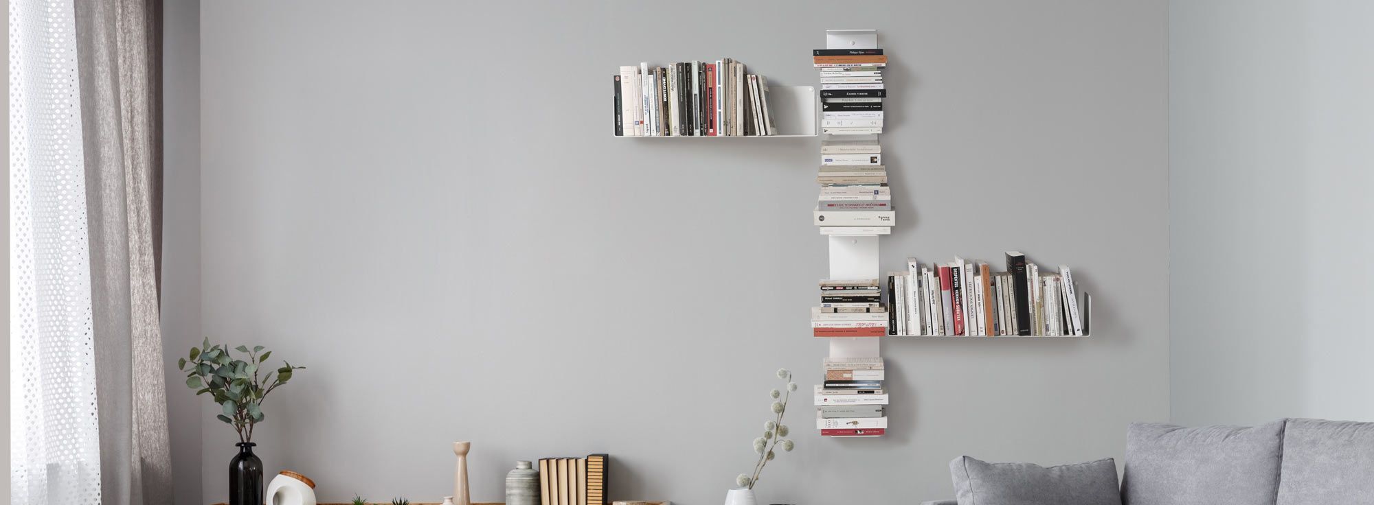 The art of keeping your books tidy